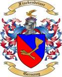 Finckenbeiner Family Coat of Arms from Germany