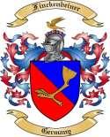 Finckenbeiner Family Crest from Germany