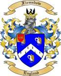 Firmedow Family Coat of Arms from England