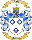 Firth Family Coat of Arms from Scotland
