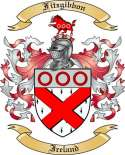 Fitzgibbon Family Crest from Ireland