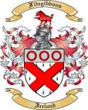 Fitzgibbons Family Crest from Ireland