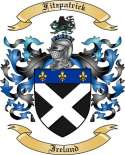 Fitzpatrick Family Coat of Arms from Ireland
