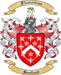 Flamaticus Family Crest from Scotland