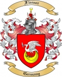 Fleener Family Coat of Arms from Germany