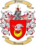 Fleiner Family Coat of Arms from Germany