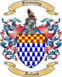 Flemming Family Coat of Arms from Ireland