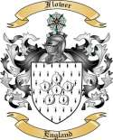 Flower Family Coat of Arms from England