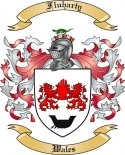 Fluharty Family Coat of Arms from Wales