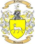 Follmer Family Crest from Germany