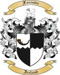 Forester Family Coat of Arms from Ireland