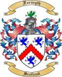 Forseyth Family Crest from Scotland