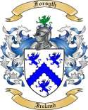 Forsyth Family Coat of Arms from Ireland