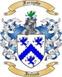 Forsythe Family Crest from Ireland