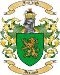 Fraleigh Family Coat of Arms from Ireland2