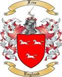 Free Family Crest from England2