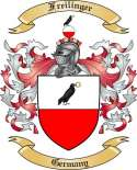 Freilinger Family Crest from Germany