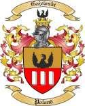 Gajewski Family Coat of Arms from Poland2