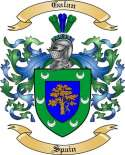 Galan Family Coat of Arms from Spain
