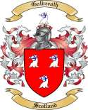 Galbreath Family Coat of Arms from Scotland