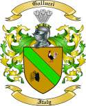 Gallucci Family Coat of Arms from Italy2