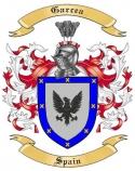 Garcea Family Crest from Spain