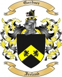 Gardner Family Coat of Arms from Ireland2