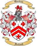 Garvan Family Coat of Arms from Ireland