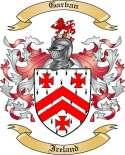 Garvan Family Crest from Ireland