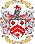 Garvin Family Coat of Arms from Ireland