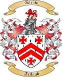 Garvin Family Crest from Ireland