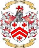 Garwan Family Coat of Arms from Ireland