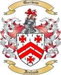 Garwen Family Crest from Ireland