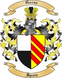 Garzo Family Crest from Spain