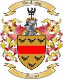 Gauthyay Family Coat of Arms from France
