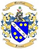 Gautiai Family Crest from France2