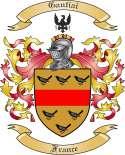 Gautiai Family Crest from France