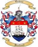 Gawne Family Crest from Scotland