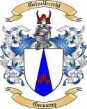 Geiselbrecht Family Crest from Germany