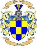 Gentilucci Family Crest from Italy2