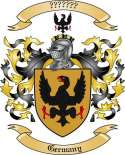 Germany Family Coat of Arms from Germany