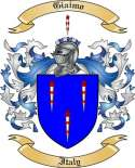 Giaimo Family Coat of Arms from Italy