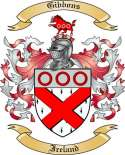 Gibbons Family Coat of Arms from Ireland