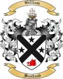 Gilliam Family Crest from Scotland