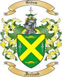 Given Family Crest from Ireland