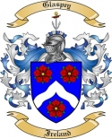 Glaspey Family Coat of Arms from Ireland