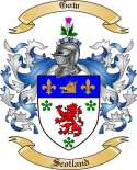 Gow Family Coat of Arms from Scotland