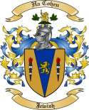 Ha_cohen Family Crest by The Tree Maker