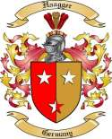 Haagger Family Coat of Arms from Germany