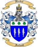 Hacket Family Coat of Arms from Ireland